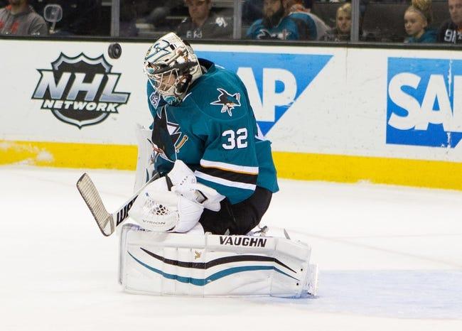 Winnipeg Jets vs. San Jose Sharks - 1/12/16 NHL Pick, Odds, and Prediction