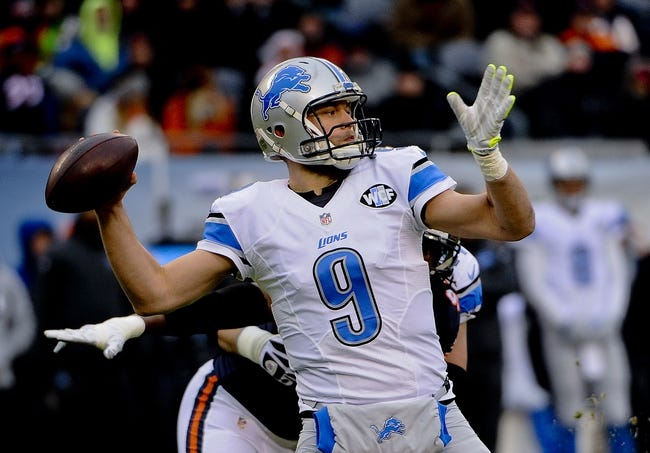 Tennessee Titans at Detroit Lions- 9/18/16 NFL Pick, Odds, and Prediction