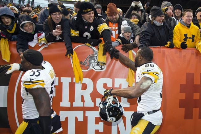 Cleveland Browns vs. Pittsburgh Steelers - 11/20/16 NFL Pick, Odds, and Prediction