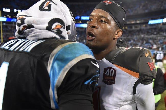 Tampa Bay Buccaneers vs. Carolina Panthers - 1/1/17 NFL Pick, Odds, and Prediction
