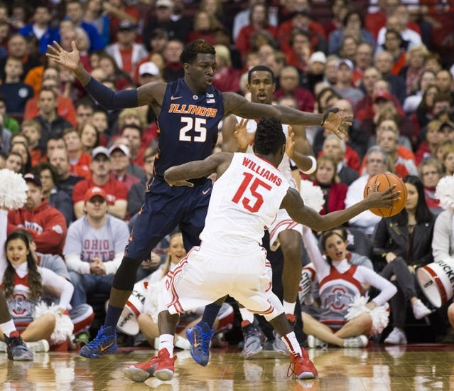 Illinois vs. Ohio State - 1/28/16 College Basketball Pick, Odds, and Prediction