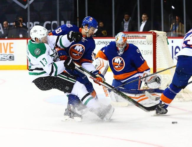 Stars vs. Islanders - 3/19/16 NHL Pick, Odds, and Prediction