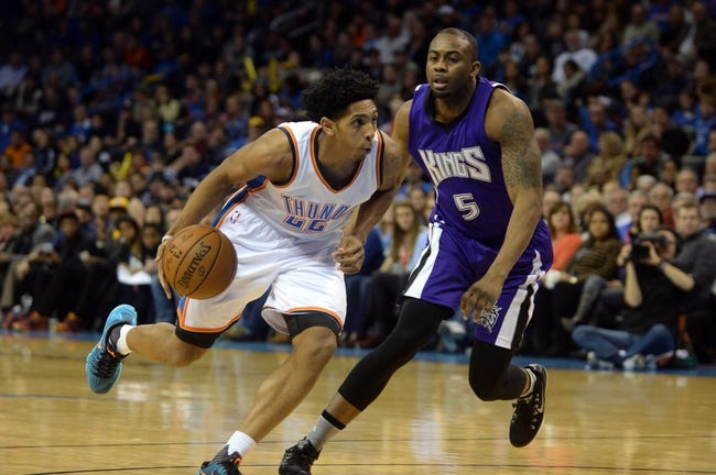 Kings vs. Thunder - 2/29/16 NBA Pick, Odds, and Prediction