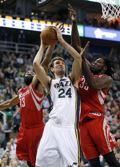 Houston Rockets vs. Utah Jazz - 1/7/16 NBA Pick, Odds, and Prediction