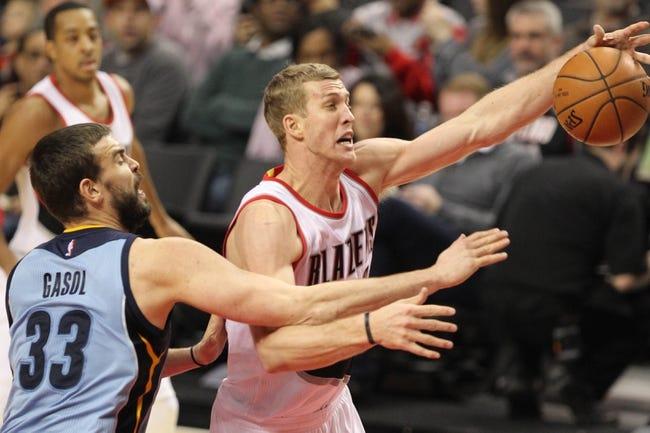 Grizzlies vs. Trail Blazers - 2/8/16 NBA Pick, Odds, and Prediction