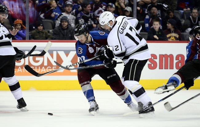 Kings vs. Avalanche - 1/27/16 NHL Pick, Odds, and Prediction