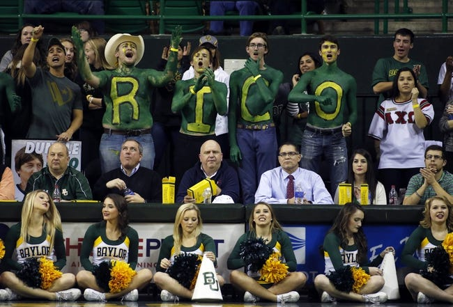 Baylor vs. Kansas State - 1/20/16 College Basketball Pick, Odds, and Prediction