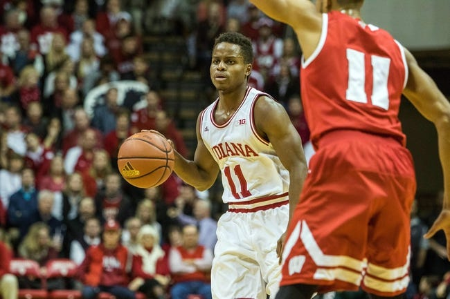 Indiana vs. Ohio State - 1/10/16 College Basketball Pick, Odds, and Prediction