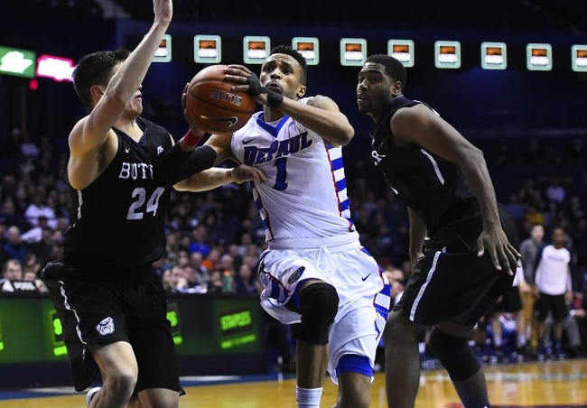 Butler vs. DePaul - 1/27/16 College Basketball Pick, Odds, and Prediction