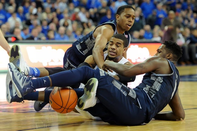 Georgetown vs. Creighton - 1/26/16 College Basketball Pick, Odds, and Prediction