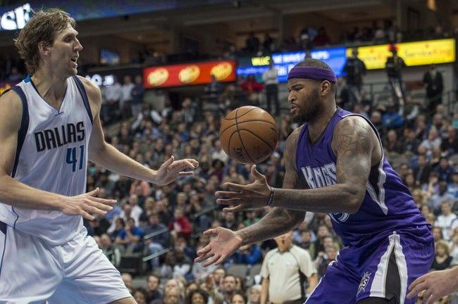 Mavericks vs. Kings - 3/3/16 NBA Pick, Odds, and Prediction