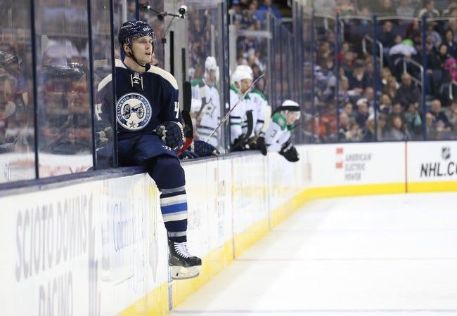 Dallas Stars vs. Columbus Blue Jackets - 10/22/16 NHL Pick, Odds, and Prediction