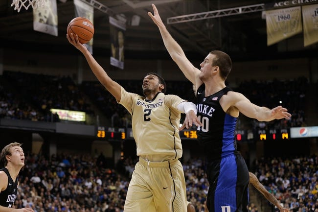 Wake Forest vs. North Carolina State - 1/10/16 College Basketball Pick, Odds, and Prediction
