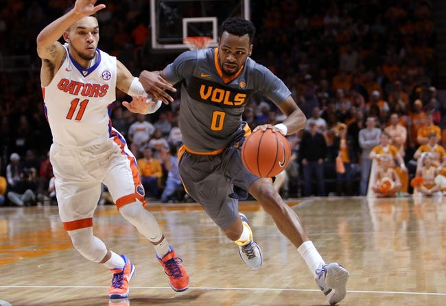 Tennessee vs. Texas A&M - 1/9/16 College Basketball Pick, Odds, and Prediction
