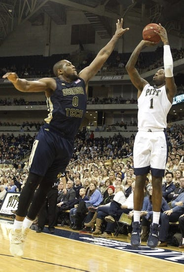 Notre Dame Fighting Irish vs. Pittsburgh Panthers - 1/9/16 College Basketball Pick, Odds, and Prediction