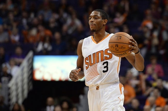 Pacers at Suns - 1/19/16 NBA Pick, Odds, and Prediction