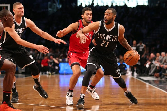 Raptors vs. Nets - 1/18/16 NBA Pick, Odds, and Prediction