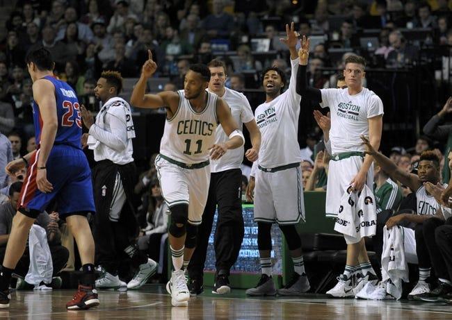 Pistons at Celtics - 2/3/16 NBA Pick, Odds, and Prediction