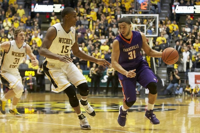 Evansville Purple Aces vs. Drake Bulldogs - 1/12/16 College Basketball Pick, Odds, and Prediction