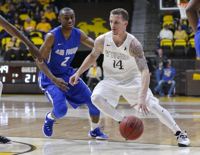 Wyoming vs. UNLV - 1/9/16 College Basketball Pick, Odds, and Prediction
