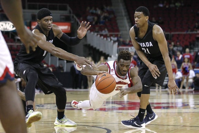 Nevada vs. Fresno State - 2/13/16 College Basketball Pick, Odds, and Prediction