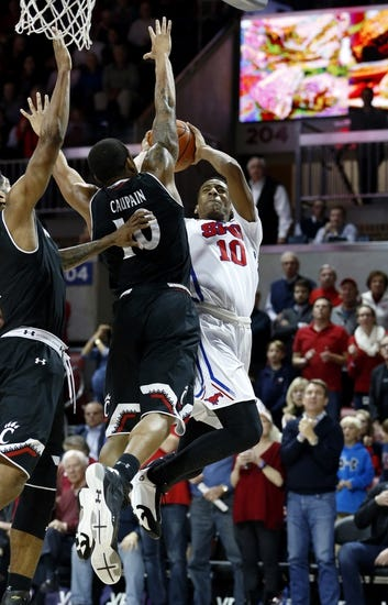 South Florida Bulls vs. Cincinnati Bearcats - 1/10/16 College Basketball Pick, Odds, and Prediction