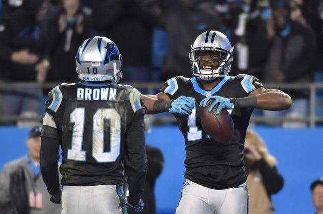 Carolina Panthers vs. Tampa Bay Buccaneers - 10/10/16 NFL Pick, Odds, and Prediction