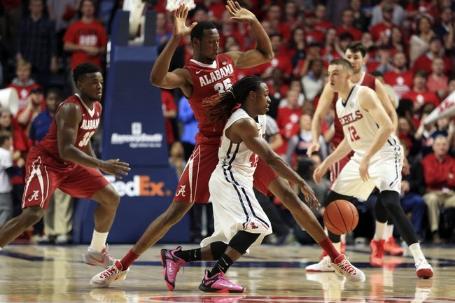 Mississippi vs. Georgia - 1/9/16 College Basketball Pick, Odds, and Prediction