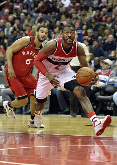 Toronto Raptors vs. Washington Wizards - 1/26/16 NBA Pick, Odds, and Prediction