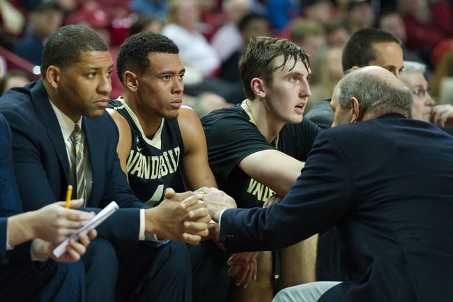 Vanderbilt vs. Alabama - 1/16/16 College Basketball Pick, Odds, and Prediction