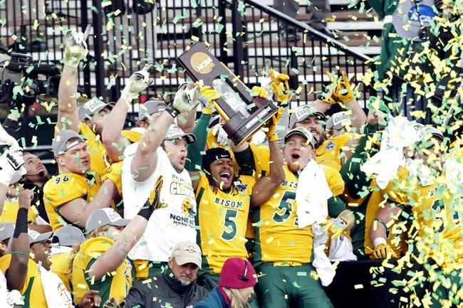Charleston Southern vs. North Dakota State - 8/27/16 College Football Pick, Odds, and Prediction