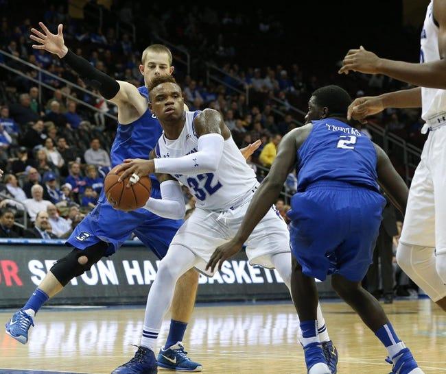 Creighton vs. Seton Hall - 1/30/16 College Basketball Pick, Odds, and Prediction