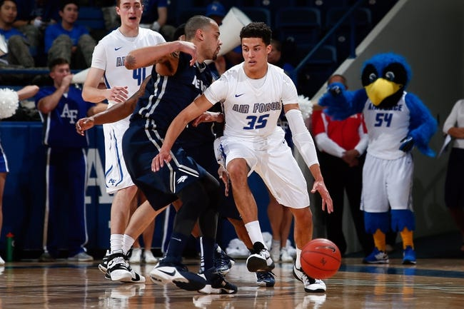 Air Force Falcons vs. Colorado State Rams - 1/20/16 College Basketball Pick, Odds, and Prediction