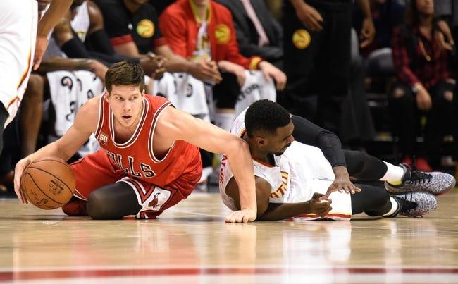 Hawks vs. Bulls - 2/26/16 NBA Pick, Odds, and Prediction
