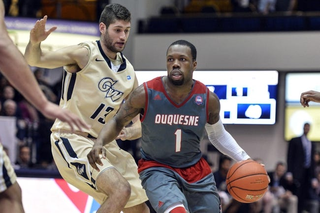 Duquesne Dukes vs. Saint Louis Billikens - 1/13/16 College Basketball Pick, Odds, and Prediction
