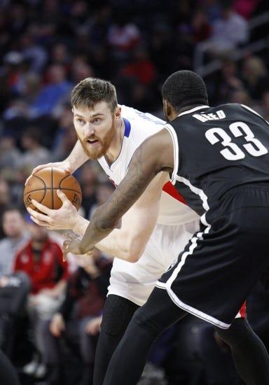 Brooklyn Nets vs. Detroit Pistons - 2/1/16 NBA Pick, Odds, and Prediction