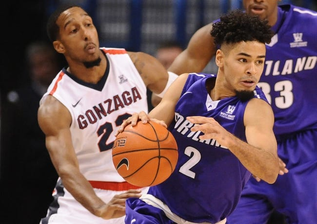 Portland Pilots vs. Santa Clara Broncos - 1/30/16 College Basketball Pick, Odds, and Prediction
