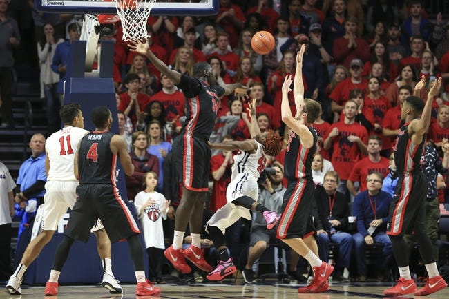 Georgia vs. Ole Miss - 2/27/16 College Basketball Pick, Odds, and Prediction