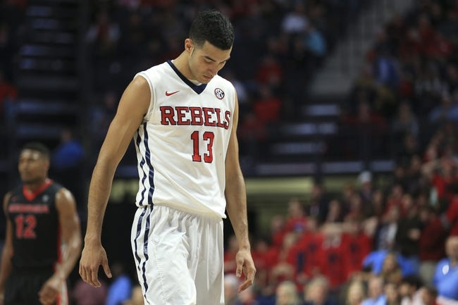 LSU Tigers vs. Mississippi Rebels - 1/13/16 College Basketball Pick, Odds, and Prediction