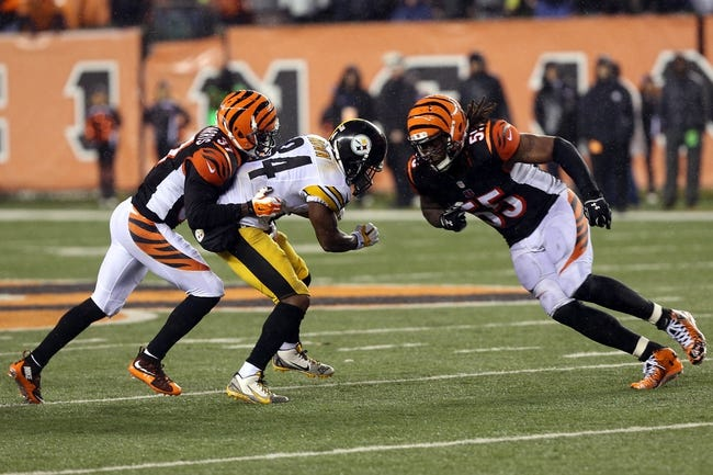 NFL | Cincinnati Bengals (1-0) at Pittsburgh Steelers (1-0)