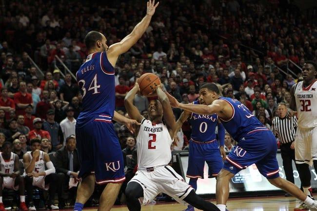 Kansas vs. Texas Tech - 2/27/16 College Basketball Pick, Odds, and Prediction