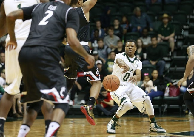 South Florida vs. Tulane - 1/12/16 College Basketball Pick, Odds, and Prediction
