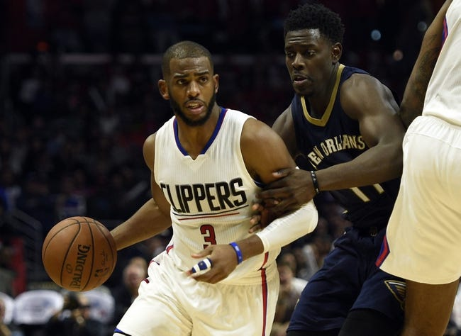 Pelicans vs. Clippers - 3/20/16 NBA Pick, Odds, and Prediction