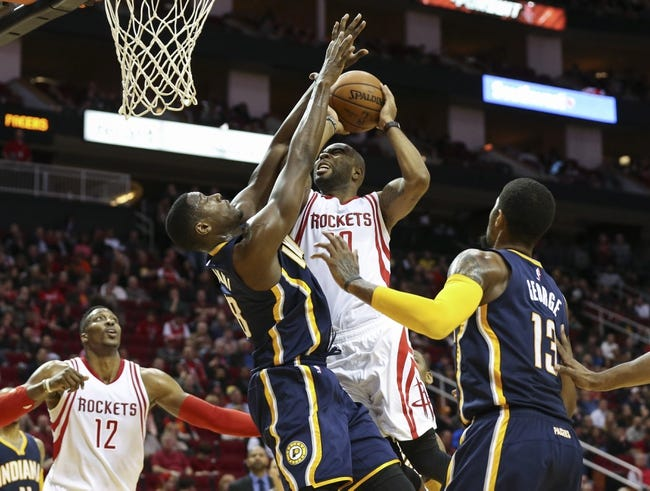 Pacers vs. Rockets - 3/27/16 NBA Pick, Odds, and Prediction