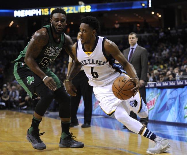 Celtics vs. Grizzlies - 3/9/16 NBA Pick, Odds, and Prediction