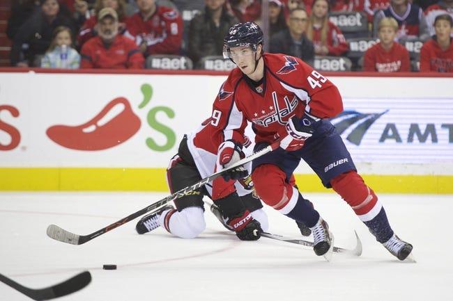Senators vs. Capitals - 3/22/16 NHL Pick, Odds, and Prediction