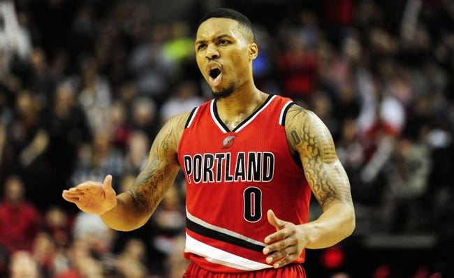 Jazz at Trail Blazers - 1/13/16 NBA Pick, Odds, and Prediction