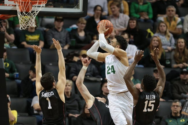 Oregon  vs. USC - 1/21/16 College Basketball Pick, Odds, and Prediction