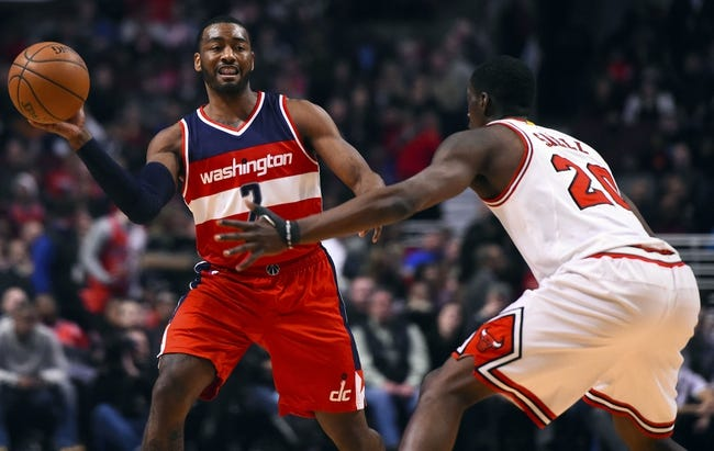 Bulls vs. Wizards - 2/24/16 NBA Pick, Odds, and Prediction