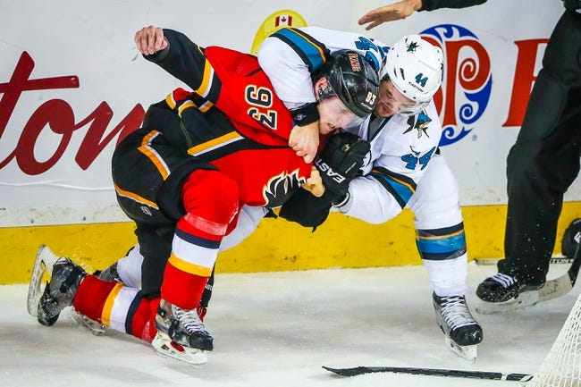 Sharks vs. Flames - 2/11/16 NHL Pick, Odds, and Prediction